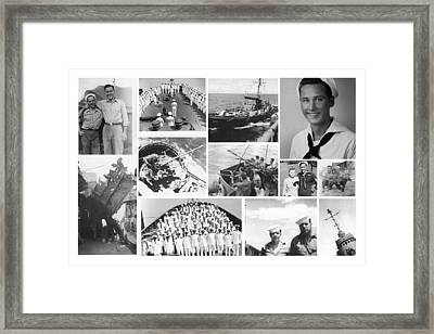 My Father Framed Print by Karol Livote