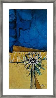 My Favorite Flower Framed Print
