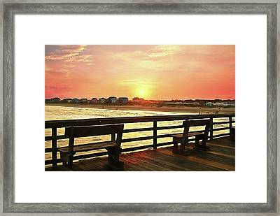 My Favorite Place Framed Print by Benanne Stiens
