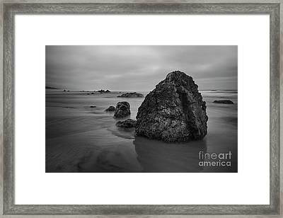 My Favorite Rock Of The Day Framed Print