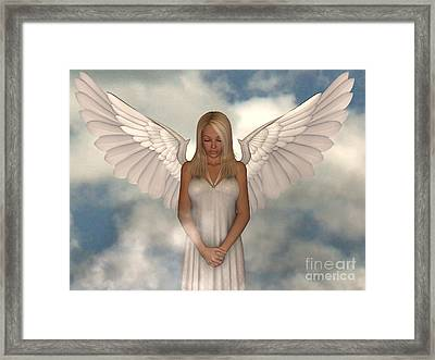 My Guardian Framed Print by Alexander Butler