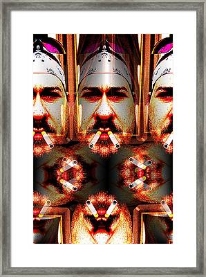 My Husband Framed Print by Tisha Beedle
