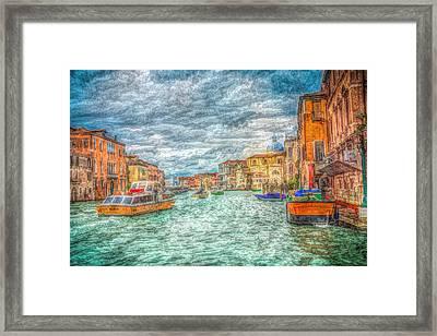 My Italy Framed Print by Mark Taylor