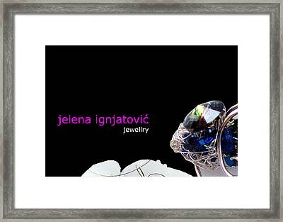My Jewelry   Framed Print by Jelena Ignjatovic