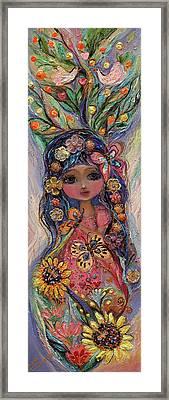 My Little Fairy Penelope Framed Print