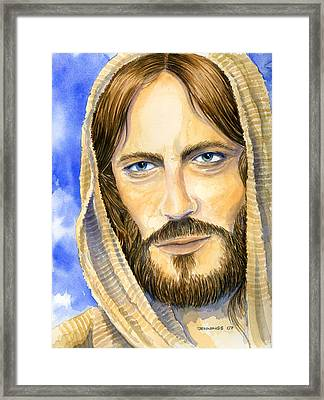 my Lord Framed Print by Mark Jennings