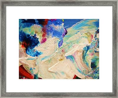 My Love For Art Framed Print by HollyWood Creation By linda zanini