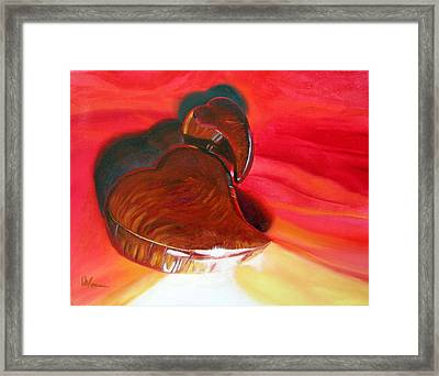 My Love Framed Print by LaVonne Hand