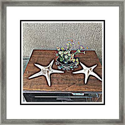 My Lucky Stars Framed Print