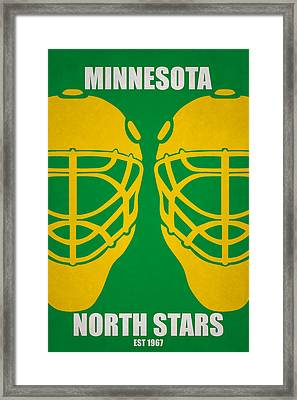 My Minnesota North Stars Framed Print