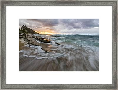 My Morning Joe Framed Print by Jon Glaser