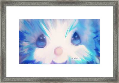 My Name Is Precious I Am One Of The Kids Framed Print