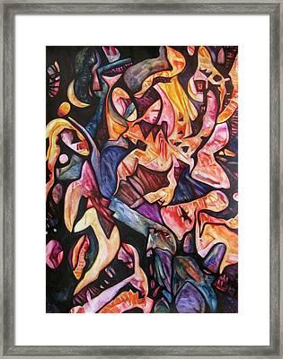 My Salvadore Framed Print