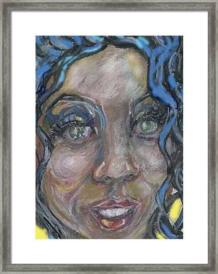 My Sista' Framed Print by Derrick Hayes
