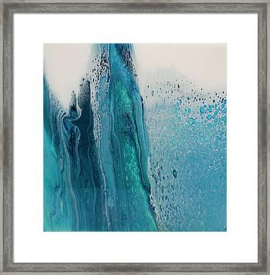 My Soul To Sea Framed Print