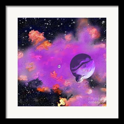 Art By Methune Hively Framed Prints
