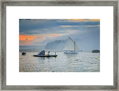 My Special Place Framed Print