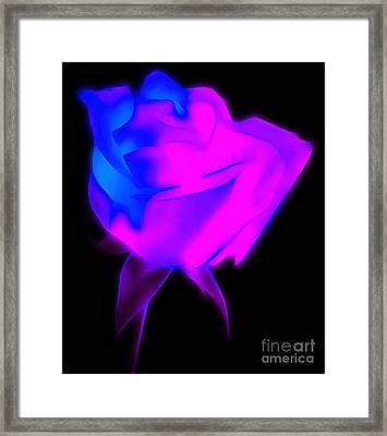My True Love Framed Print by Krissy Katsimbras