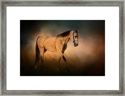 My Turn Framed Print by Jai Johnson