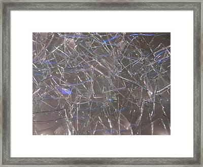 My Wineglasses Framed Print by Anna Villarreal Garbis