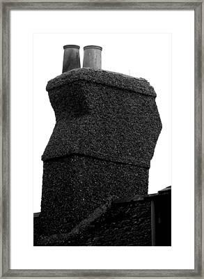 My Wonk Framed Print by Jez C Self