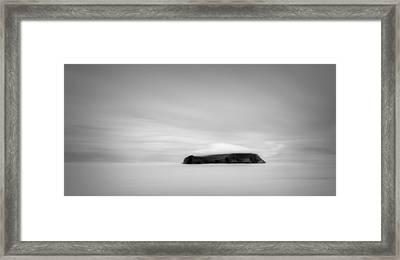 Mykines Island Framed Print by Mihai Florea