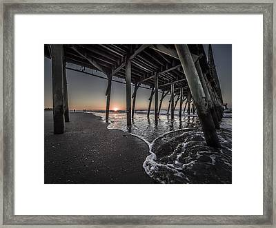 Myrtle Beach Sunrise I Framed Print