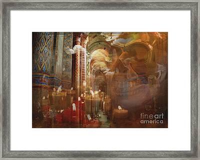 Mysteries 2015 Framed Print by Kathryn Strick