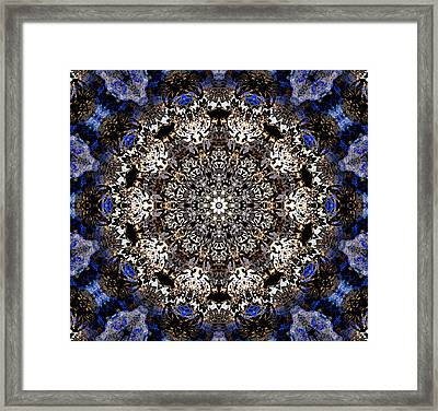 Mysteries Of The Universe Framed Print