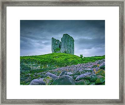 Mysterious Past #e6 Framed Print by Leif Sohlman