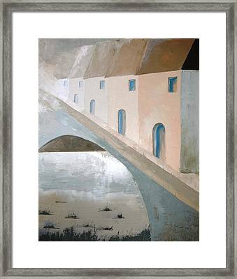Mysterious Places Framed Print by Allen Ferrell