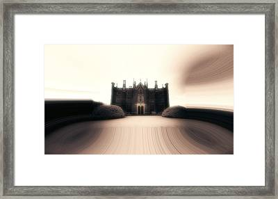 Framed Print featuring the photograph Mystery by Keith Elliott