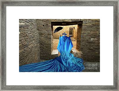 Into The Mystic 24 Framed Print by Bob Christopher