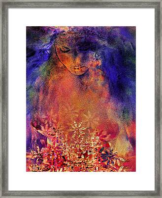 Mystic Dream Framed Print by Natalie Holland