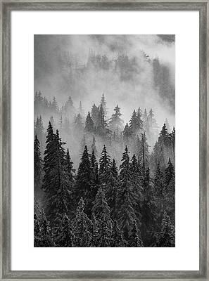 Mystic  Framed Print by Dustin LeFevre