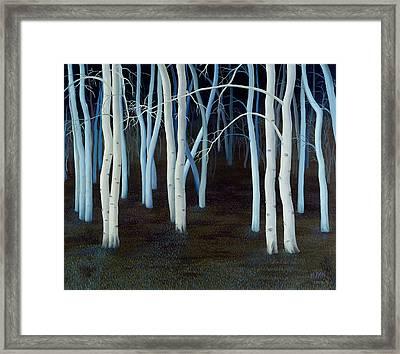 Mystic Framed Print by Magdolna Ban