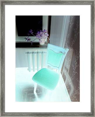 Mystic Room Framed Print by Tetyana Kokhanets