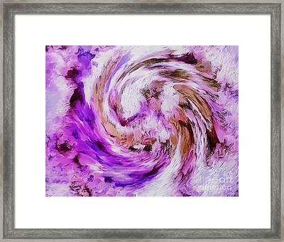 Mystic Zen Framed Print by Krissy Katsimbras