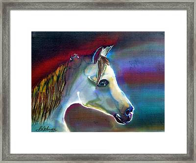 Mystical Framed Print by Beverly Johnson