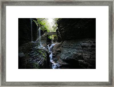 Enchanted Framed Print by Gary Yost