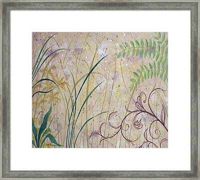 Mystical II Framed Print by Herb Dickinson