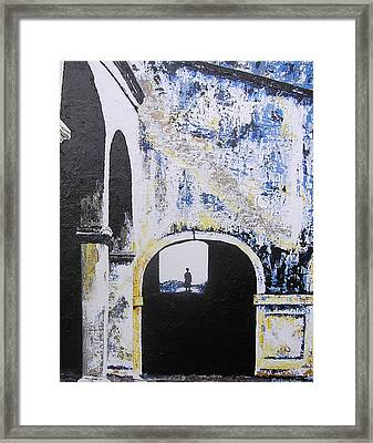 Mystical Moment Framed Print by Ricklene Wren