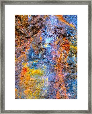 Mystical Stillness  Framed Print