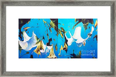 Mysticoblue Framed Print