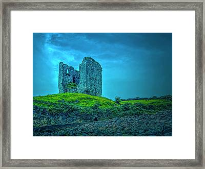 Myth Is Born A Framed Print by Leif Sohlman