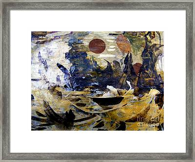 Mythologies Framed Print