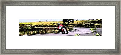 Mz 1 Framed Print by James Granberry