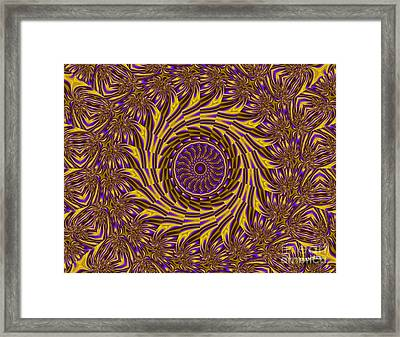 N The Wind Framed Print by Bobby Hammerstone