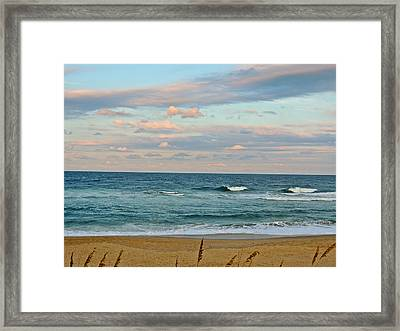 Nags Head Beauty Framed Print