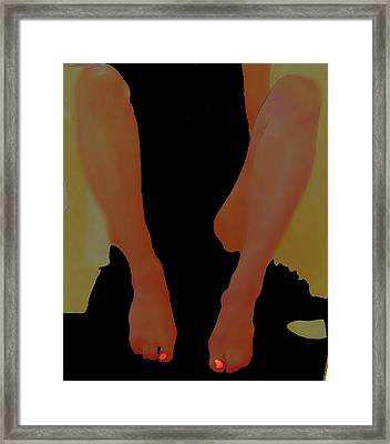 Nail Polish Framed Print